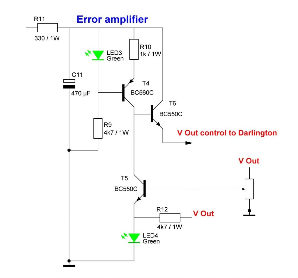 DDDAC Power Supply principle functioning 2