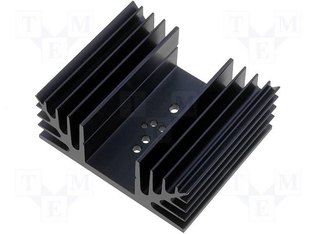 Heatsink PR130 75mm 2,2K per W